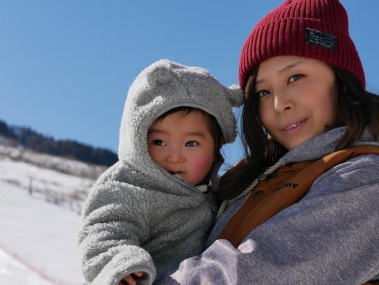 スノーボードファミリー|モンデウス飛騨位山スノーパークのクチコミ画像2