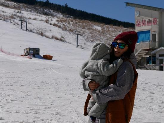 スノーボードファミリー|モンデウス飛騨位山スノーパークのクチコミ画像3