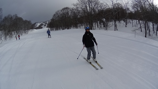 練習するには緩斜面|たんばらスキーパークのクチコミ画像