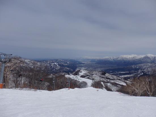 広い範囲が滑走可能|GALA湯沢スキー場のクチコミ画像