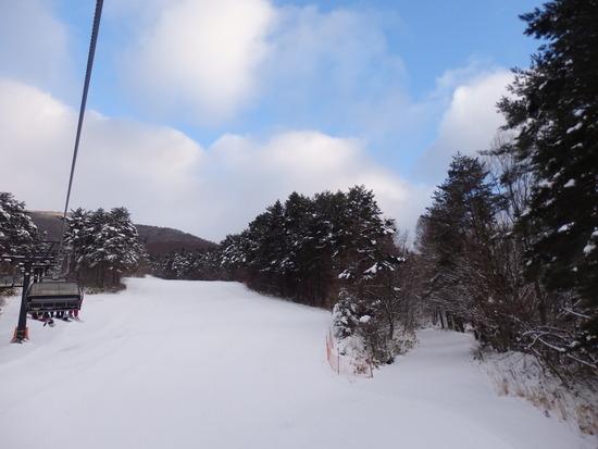 とりあえず両ゲレンデ滑走 猪苗代スキー場[中央×ミネロ]のクチコミ画像