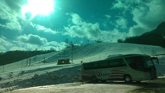積雪多い|会津高原だいくらスキー場のクチコミ画像