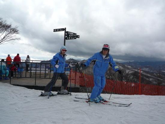 アウトレットモールが近くのスキー場は他には無い|軽井沢プリンスホテルスキー場のクチコミ画像