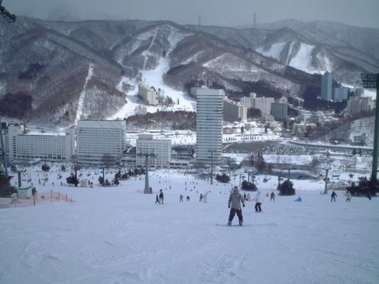 楽しかったです。|苗場スキー場のクチコミ画像