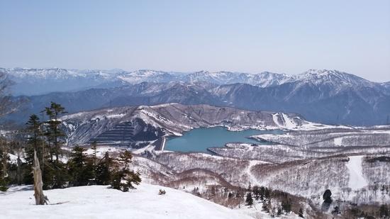 まだまだ雪ある!|かぐらスキー場のクチコミ画像