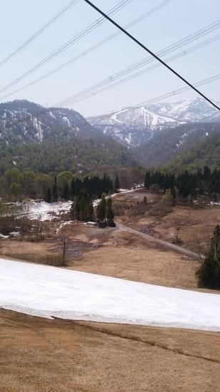 滑り納め|かぐらスキー場のクチコミ画像