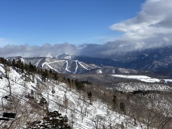 三連休最終日もガラガラ オグナほたかスキー場のクチコミ画像3