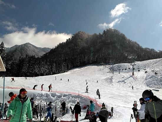 わかさ氷ノ山スキー場のフォトギャラリー1