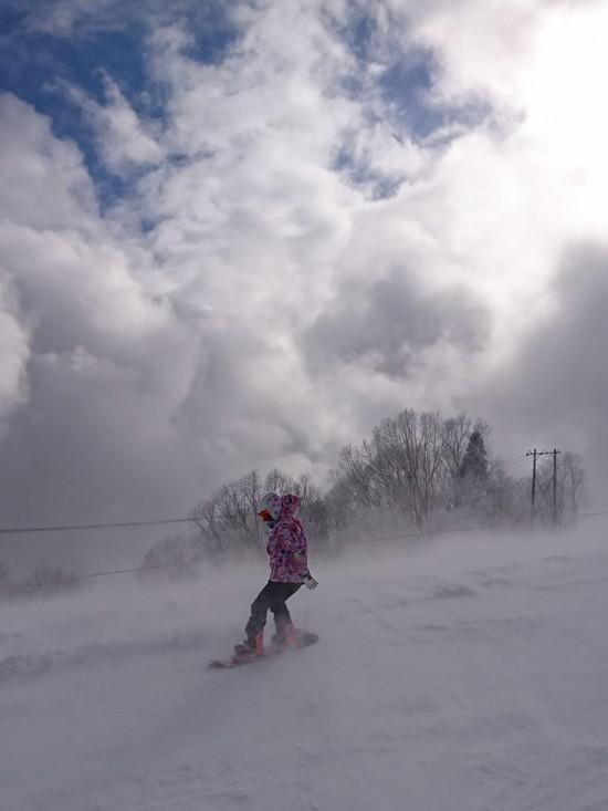 ファミリー向けゲレンデ 湯沢高原スキー場のクチコミ画像