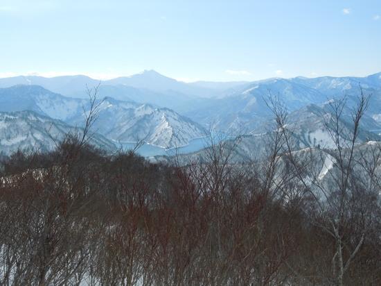 初すべりだけど豊かな雪! 奥只見丸山スキー場のクチコミ画像