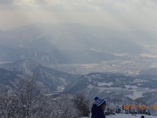 景色のすばらしいスキー場|スキージャム勝山のクチコミ画像2