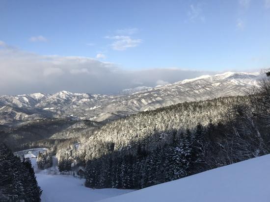 年末滑り|鷲ヶ岳スキー場のクチコミ画像3