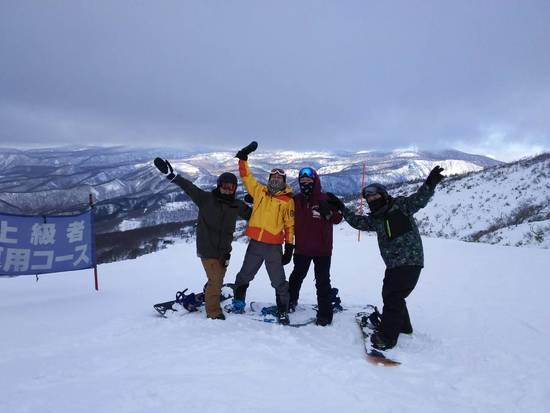 雪質最高です!|箕輪スキー場のクチコミ画像