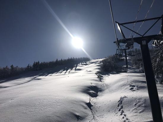 最後でした|草津温泉スキー場のクチコミ画像