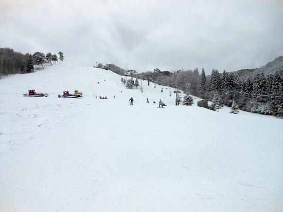 雪さえ降れば、よいスキー場です|奥神鍋スキー場のクチコミ画像