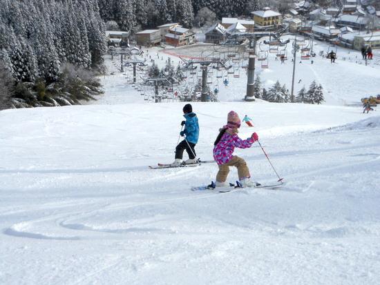 雪さえ降れば、よいスキー場です|奥神鍋スキー場のクチコミ画像2