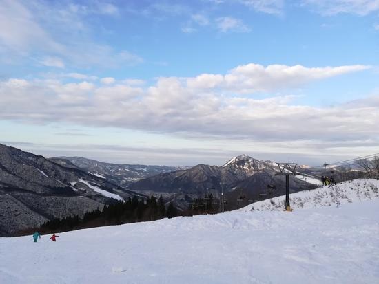 100%天然雪のゲレンデ|神立スノーリゾート(旧 神立高原スキー場)のクチコミ画像