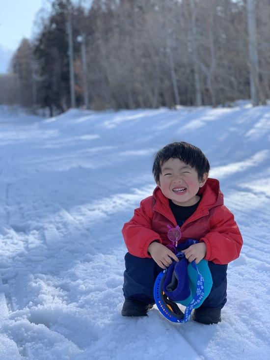 そりすべり|北信州 木島平スキー場のクチコミ画像