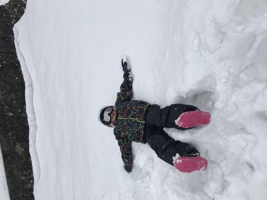 フッカフカ‼️|おじろスキー場のクチコミ画像