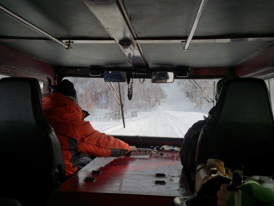 雪上車に乗れるヤマボク|YAMABOKU ワイルドスノーパークのクチコミ画像