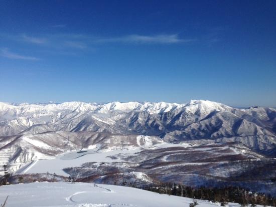 いつ来ても最高の雪質|かぐらスキー場のクチコミ画像