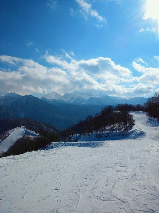すいてます。 飛騨ほおのき平スキー場のクチコミ画像