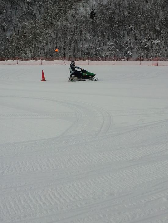 ファミリーやパウダーを滑りたい人にはお勧め 飛騨かわいスキー場のクチコミ画像3