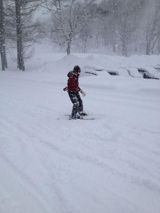 先週に続き2回目|水上高原スキーリゾートのクチコミ画像