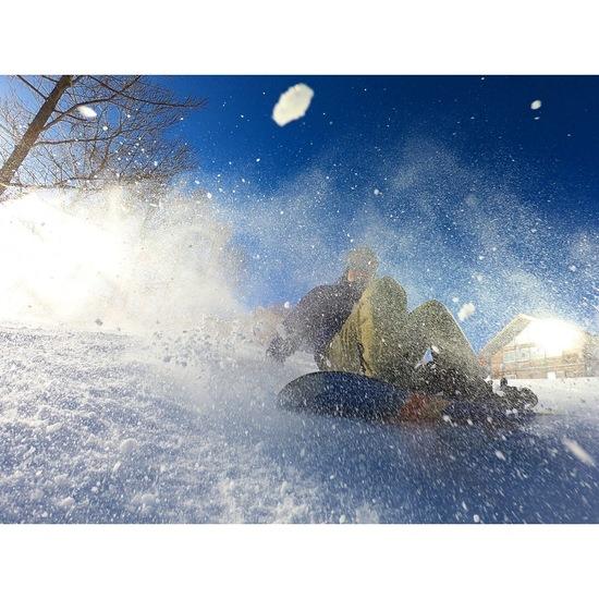 転んでもきれい|オグナほたかスキー場のクチコミ画像