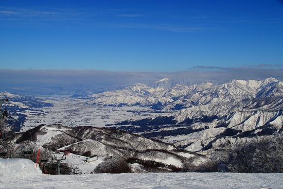 朝一バーン|GALA湯沢スキー場のクチコミ画像2