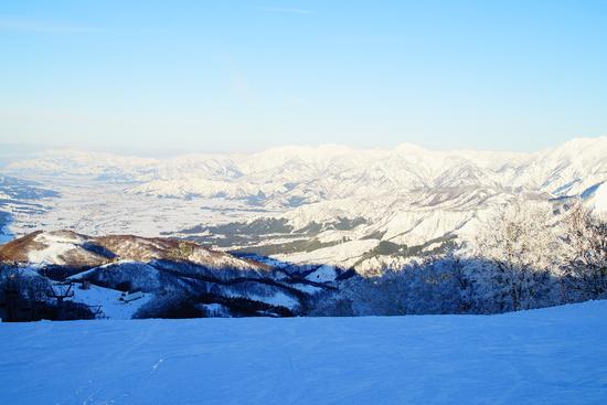 朝一バーン|GALA湯沢スキー場のクチコミ画像3