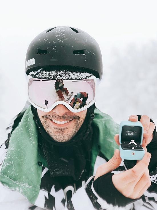 最高なvalentines day !|斑尾高原スキー場のクチコミ画像