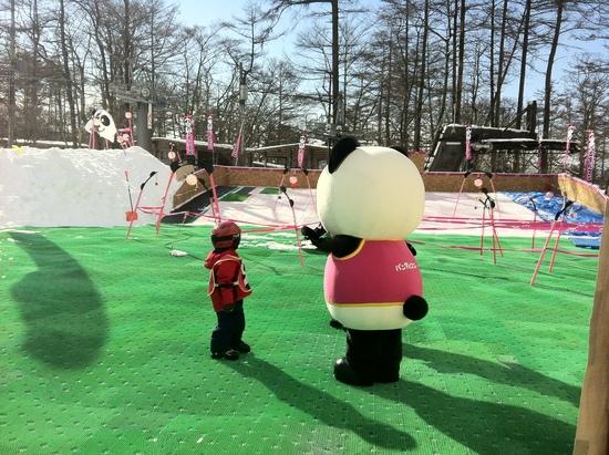 パンダルマン・レッスン|軽井沢プリンスホテルスキー場のクチコミ画像3