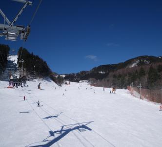 定番のゲレンデ|めいほうスキー場のクチコミ画像