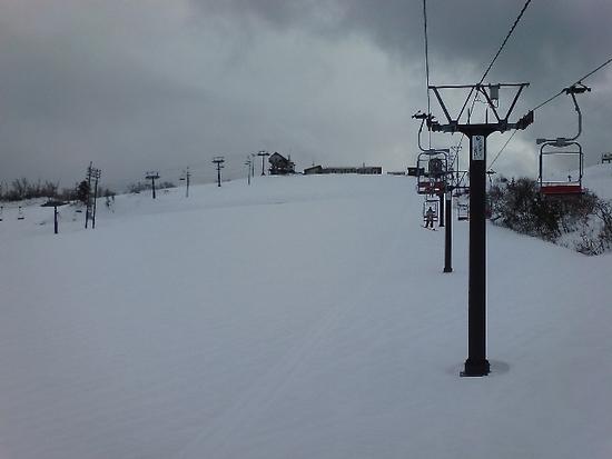 2013年オープン初日|牛岳温泉スキー場のクチコミ画像2