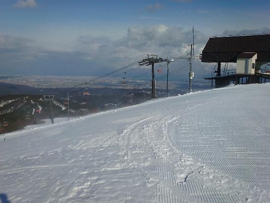 2013年オープン初日|牛岳温泉スキー場のクチコミ画像3