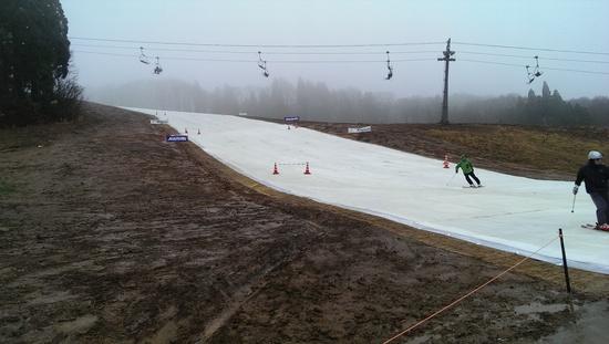 オールシーズン滑れるようになりました。|かぐらスキー場のクチコミ画像