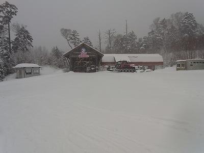 再び冬到来|信州松本 野麦峠スキー場のクチコミ画像