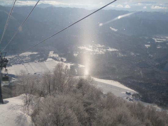 ダイヤモンドダスト|栂池高原スキー場のクチコミ画像