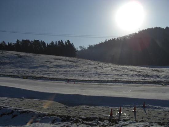 滑走距離2000m!|ウイングヒルズ白鳥リゾートのクチコミ画像