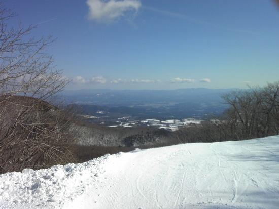 天気サイコー!|あだたら高原スキー場のクチコミ画像