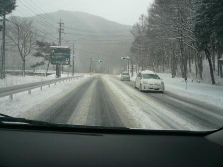 道路状況|信州松本 野麦峠スキー場のクチコミ画像
