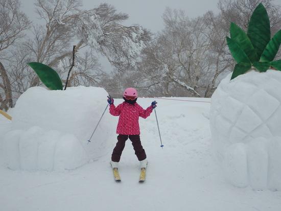 毛無山山頂でPPAP?|野沢温泉スキー場のクチコミ画像