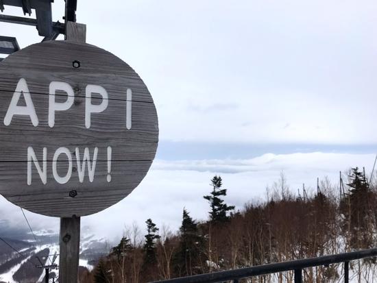 雲海 安比高原スキー場のクチコミ画像1