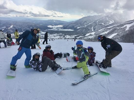 白馬岩岳スノーフィールドのフォトギャラリー6