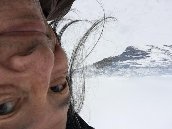頂上にて|石打丸山スキー場のクチコミ画像