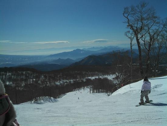 たんばら行ってきました。|たんばらスキーパークのクチコミ画像