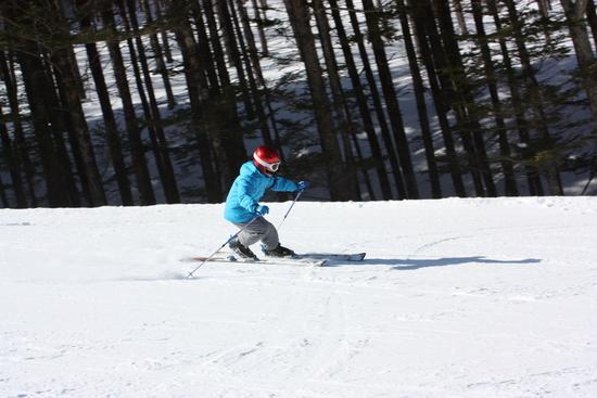 滑走感たっぷりで満足度高いスキー場|ブランシュたかやまスキーリゾートのクチコミ画像