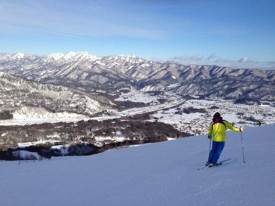 やっぱり日本一|白馬八方尾根スキー場のクチコミ画像