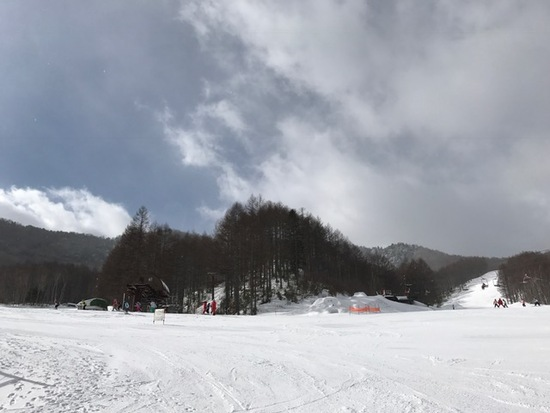 雪質良かったです|八千穂高原スキー場のクチコミ画像